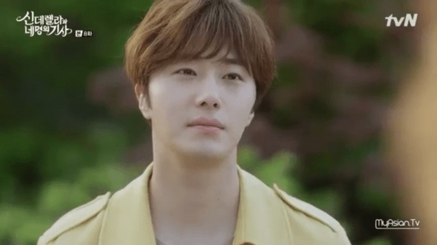 Jung Il-woo in Cinderella and the Four Knights. Episode 8. Cr. tvN Screen Captures by Fan 13. .PNG59