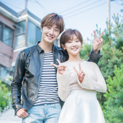 2016 10 1 Jung Il-woo in Cinderella and the Four Knights. Website Photos 4