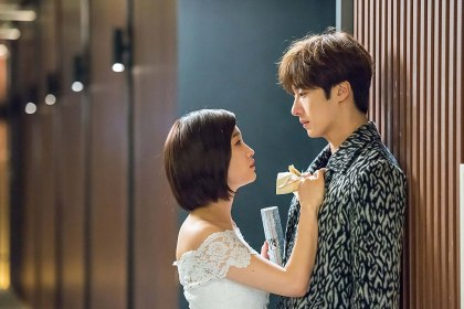 2016 8 13 Jung Il-woo in Cinderella and the Four Knights. Episode 2. Behind the Scenes. Extra S3