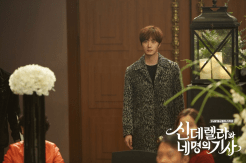 2016 Jung Il-woo in Cinderella and the Four Knights. Behind the Scenes. Website. Cr. tvN 6