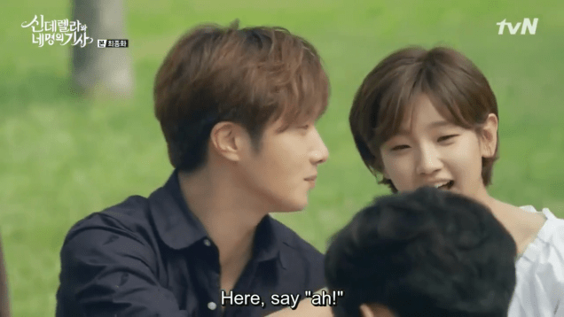 2019 2016 10 1 Jung Il-woo in Cinderella and the Four Knights Episode 16. Cr. tvN. 102