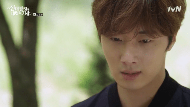 2019 2016 10 1 Jung Il-woo in Cinderella and the Four Knights Episode 16. Cr. tvN. 27