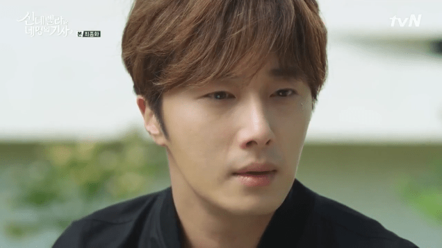 2019 2016 10 1 Jung Il-woo in Cinderella and the Four Knights Episode 16. Cr. tvN. 41