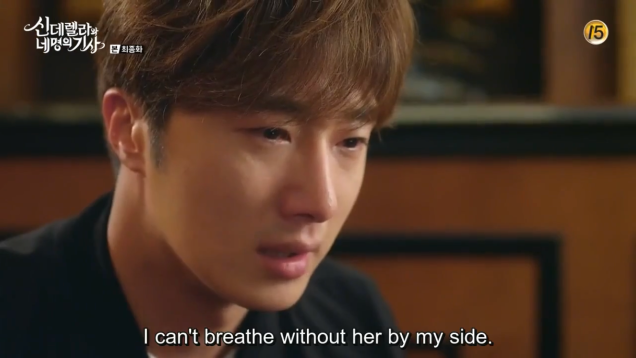 2019 2016 10 1 Jung Il-woo in Cinderella and the Four Knights Episode 16. Cr. tvN. 49