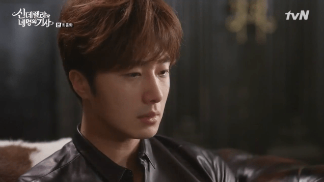 2019 2016 10 1 Jung Il-woo in Cinderella and the Four Knights Episode 16. Cr. tvN. 51