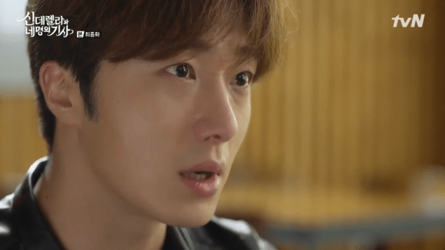2019 2016 10 1 Jung Il-woo in Cinderella and the Four Knights Episode 16. Cr. tvN. 67