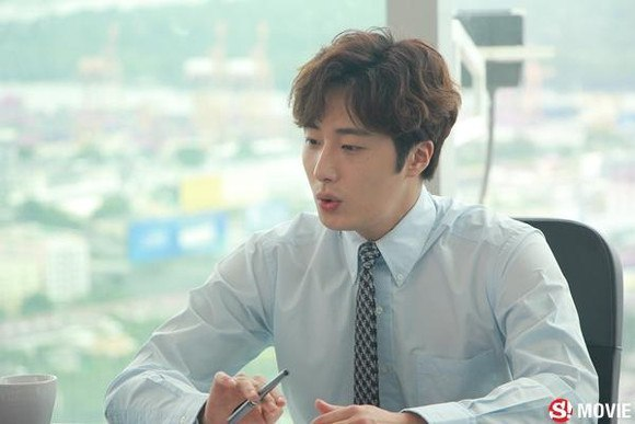 2019 7 3 Jung Il-woo at the Press Conference for Love and Lies Filming Part. Cr. On Photos. 11