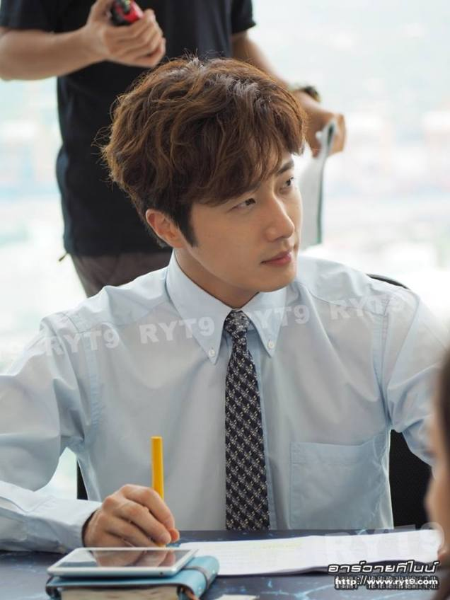 2019 7 3 Jung Il-woo at the Press Conference for Love and Lies Filming Part. Cr. On Photos. 21