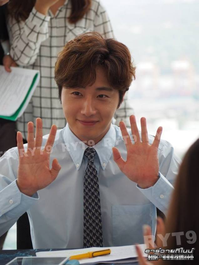 2019 7 3 Jung Il-woo at the Press Conference for Love and Lies Filming Part. Cr. On Photos. 24