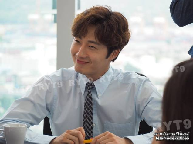 2019 7 3 Jung Il-woo at the Press Conference for Love and Lies Filming Part. Cr. On Photos. 27