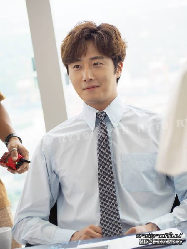 2019 7 3 Jung Il-woo at the Press Conference for Love and Lies Filming Part. Cr. On Photos. 29