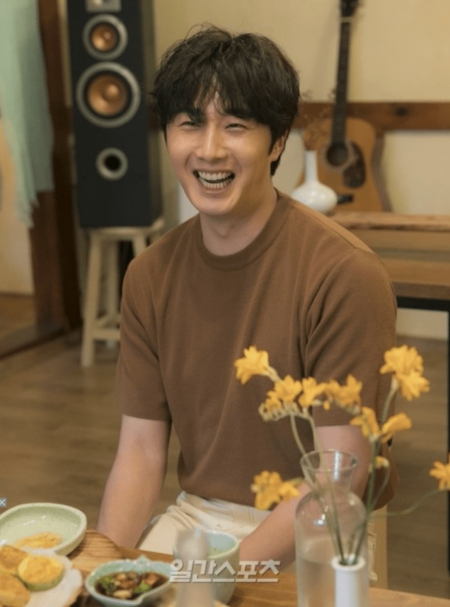2019 8 2 Jung Il-woo for the Talk Show Drunk Talk Cr. isplus.live.joins. com via Naver 7
