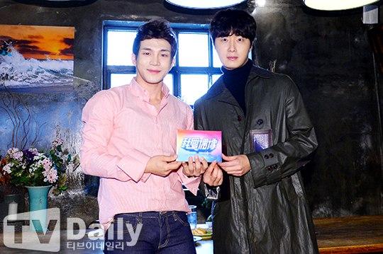 2016 10 19 Jung Il woo in MTV Taiwan Idols of Asia. 10