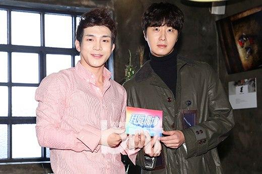 2016 10 19 Jung Il woo in MTV Taiwan Idols of Asia. 19