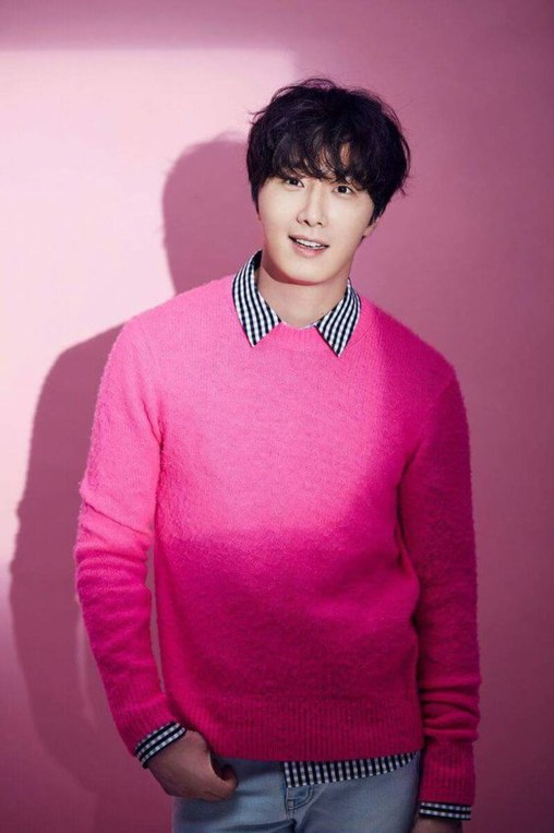 2016 11 Jung Il woo in East? (Chinese) Magazine. Vol. 34. 3