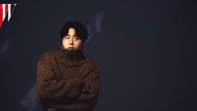 2016 9 16 Jung Il-woo for WKorea. 16
