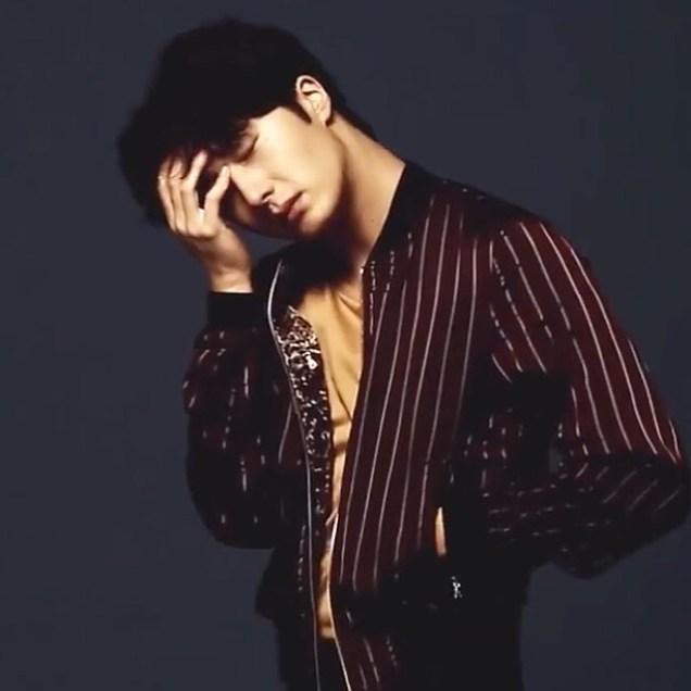 2016 9 16 Jung Il-woo for WKorea. Instagram Edits by Fan 13. 4