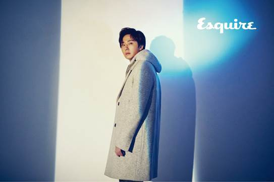 2016 9 21 Jung Il-woo for Plac, Esquire Magazine. 9
