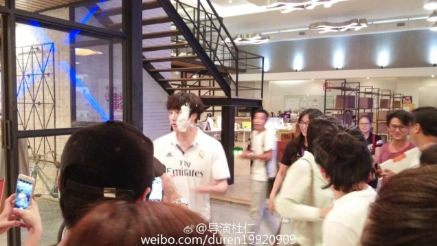 2016 Jung Il woo Celebrating his 30th Birthday on the set of The Girls' Lies. 12