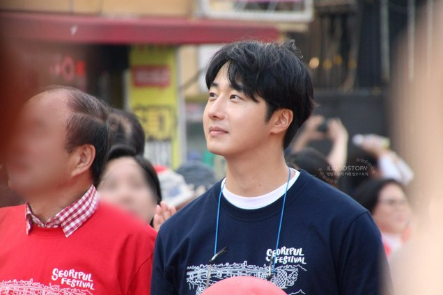 2017 9 16-24 Jung Il woo at the Seoripul Festival in Seocho. 10
