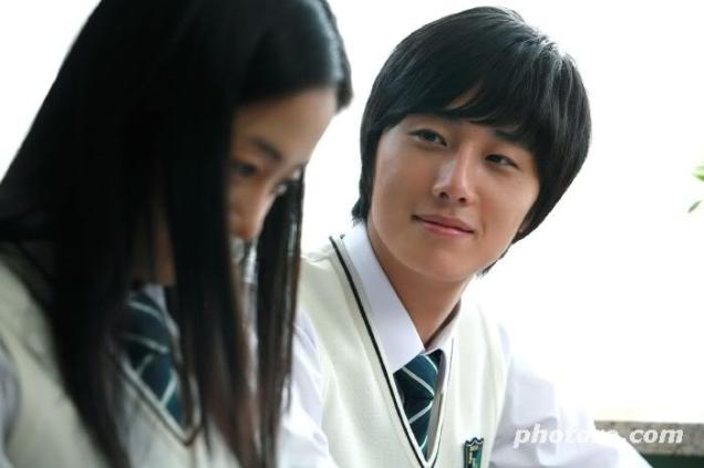 2006 Jung Il woo in The World of Silence. 2.jpg