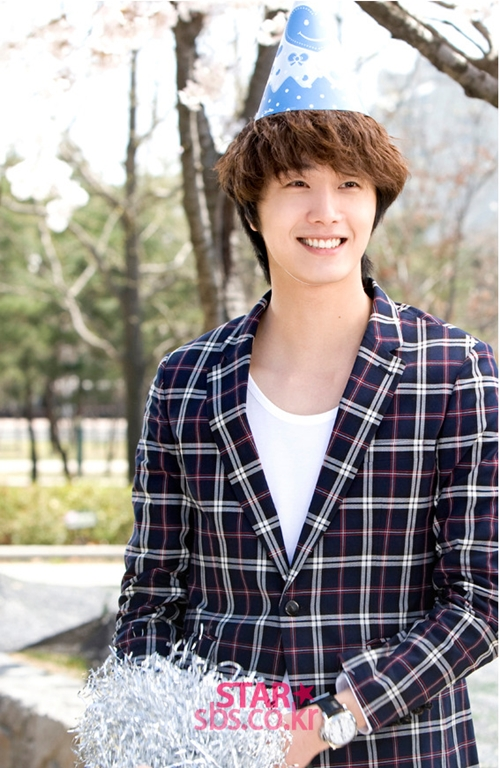 2011 Jung Il woo in 49 days. 9