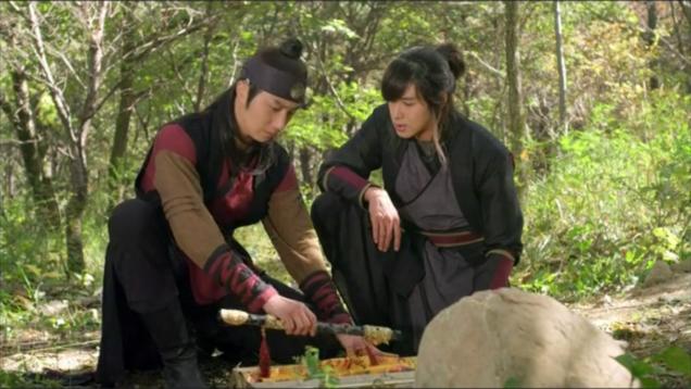 2014 11 Jung II-woo in The Night Watchman's Journal Episode 22 22