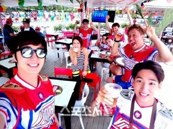 2014 6 Jung Il-woo in Infinite Challenge Cheering Episode 383 15