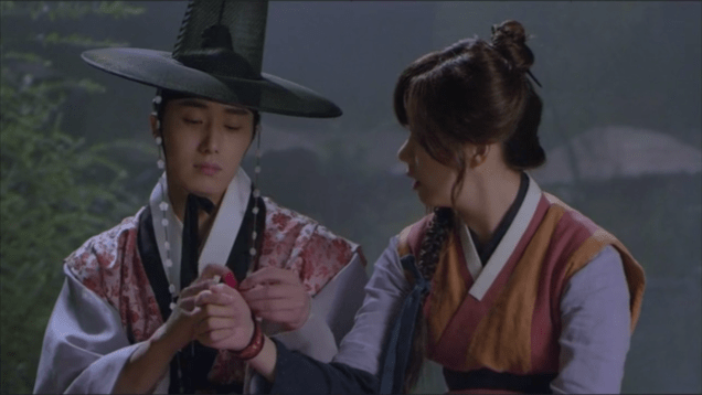 2014 9:10 Jung Il-woo in THe Night Watchman's Journal Episode 18 30