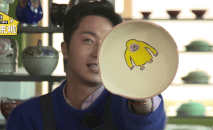 2016 11 Jung Il-woo in Star Shop. Making pottery. 17