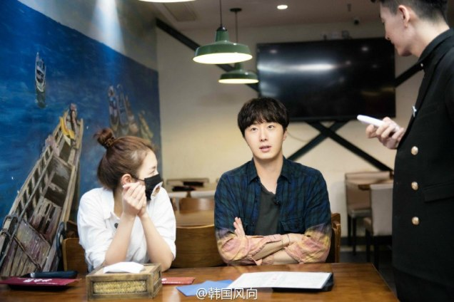 2016 Jung Il woo in Star Shop photos. Crayfish. 5
