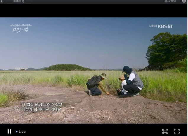 2019 10 3 Jung Il woo in Wild Map Documentary. Episode 1.6