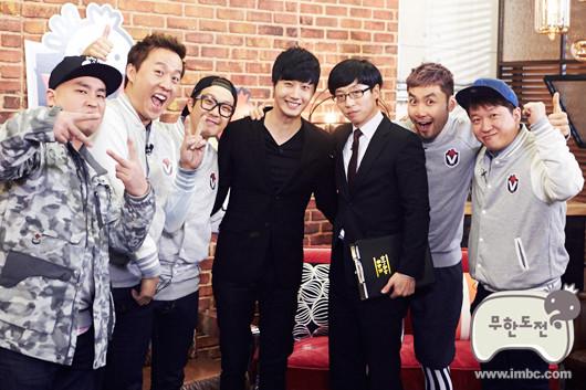 Jung II-woo in Infinite Challenge Episode 374