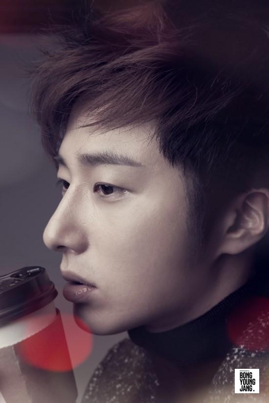 Jung Il-woo by Bong Young Jang. Naver 2015 7