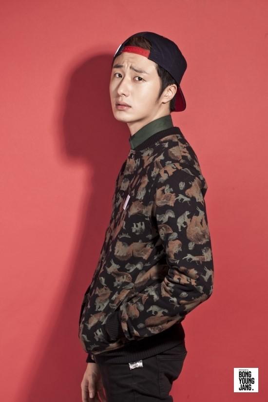 Jung Il-woo by Jang Bong Young. Naver 2015 14