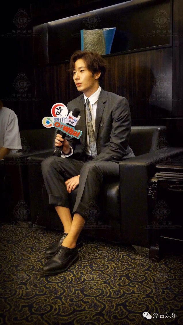 2015 10 Jung Il-woo in the Press Conference of Beautiful Woman : Beauty Dream.  Interview. 11.jpg