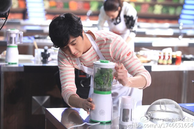 2015 4 Jung Il-woo in Star Chef Episode 2 9