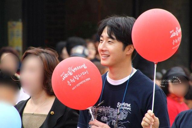 2017 9 16-24 Jung Il woo at the Seoripul Festival in Seocho. 11