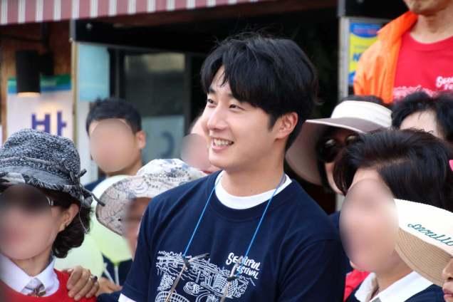 2017 9 16-24 Jung Il woo at the Seoripul Festival in Seocho. 12