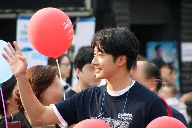 2017 9 16-24 Jung Il woo at the Seoripul Festival in Seocho. 15