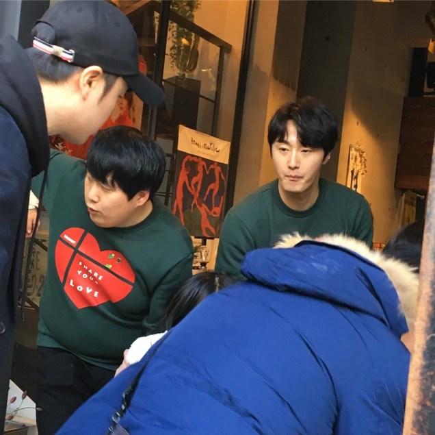 2019 Jung Il woo Share Your Love Bazaar. Cr. IG renoshinra. 3