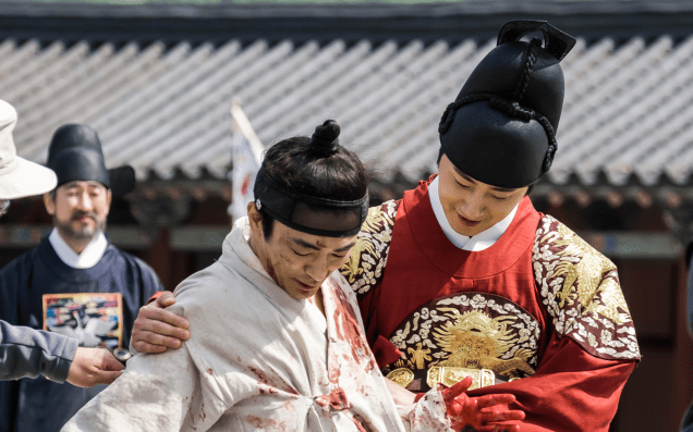2019 Jung Il-woo larger than life in Haechi. 71