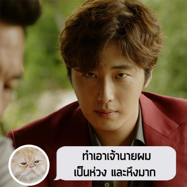 2017 Jung Il woo in Love and Lies with cat. Cr. True4U 7