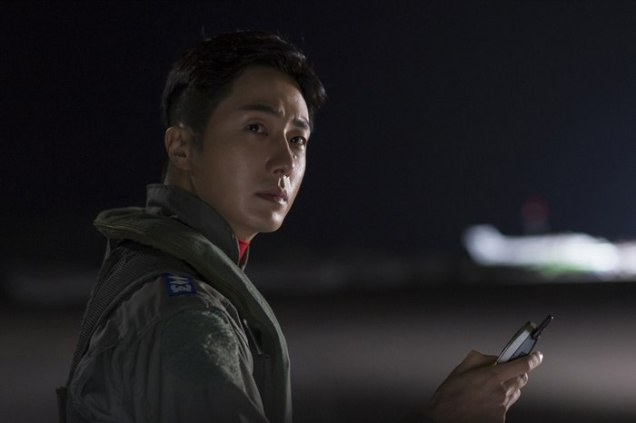 2018 1 24 Jung Il woo appearance in the movie The Discloser' 12