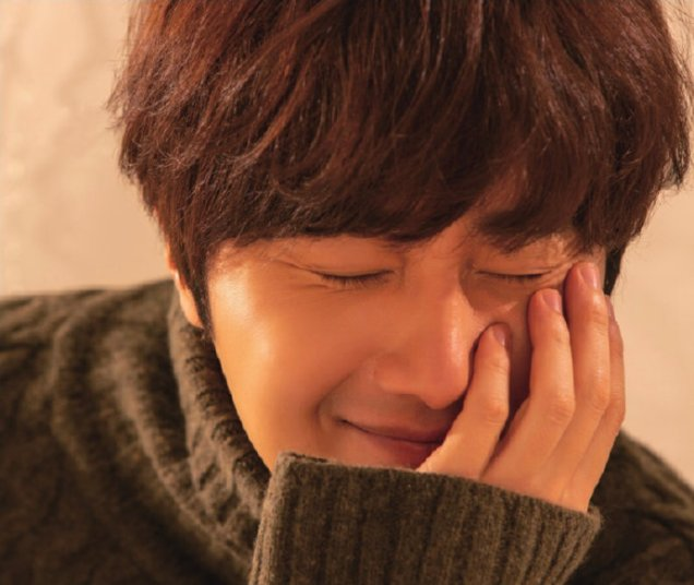 2020 1 Jung Il woo in Hanryu Pia Japanese Magazine. 7