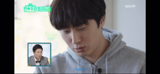 2020 1 31 Jung Il woo In Convenience Store Restaurant Episode 14. Jeju Island. Cr. KBS2 14