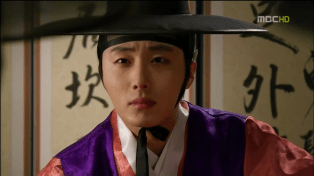 Jung II-woo in The Moon that Embraces the Sun Episode 18 00026