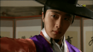Jung II-woo in The Moon that Embraces the Sun Episode 18 00037