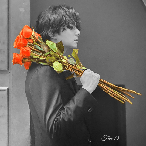 Jung Il woo and red roses. Happy Valentine's 2020! 2