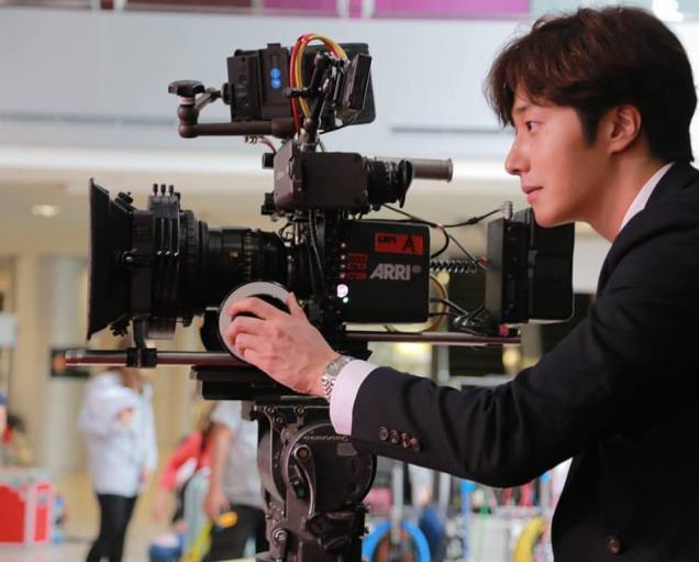 Jung Il woo in Behind the Scenes of Love and Lies. My favorites? . 1
